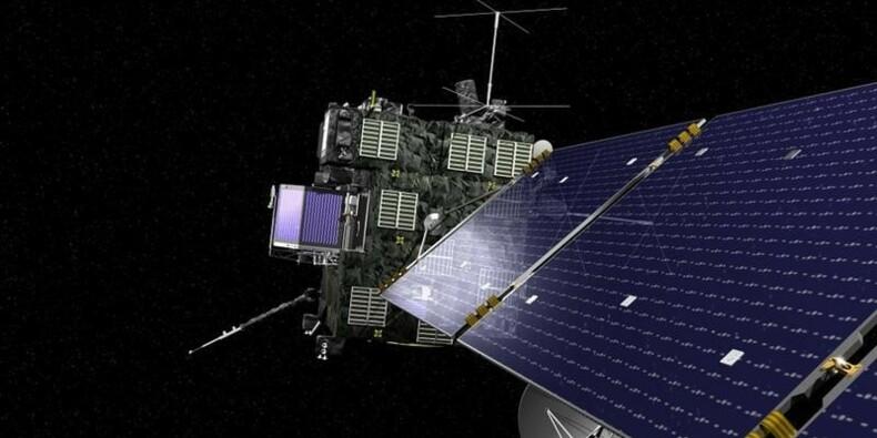 Le point d'atterrissage de Rosetta sur la comète a été choisi