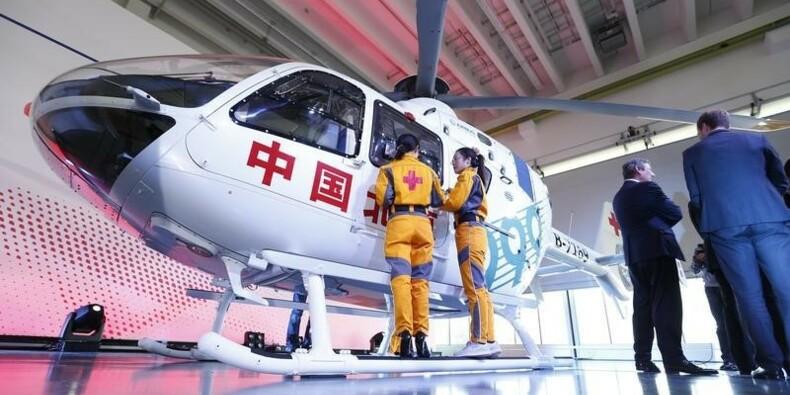 La Chine, premier marché d'Airbus Helicopters d'ici 2020