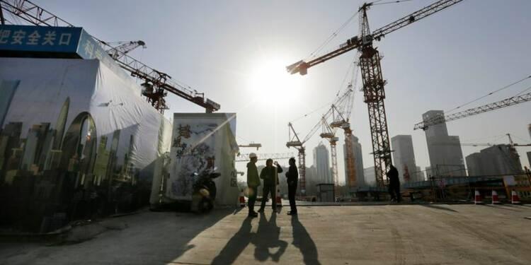 Désinflation, zone euro et Chine menacent la croissance mondiale