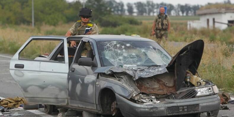 Kiev se dit près de reprendre Donestk aux rebelles