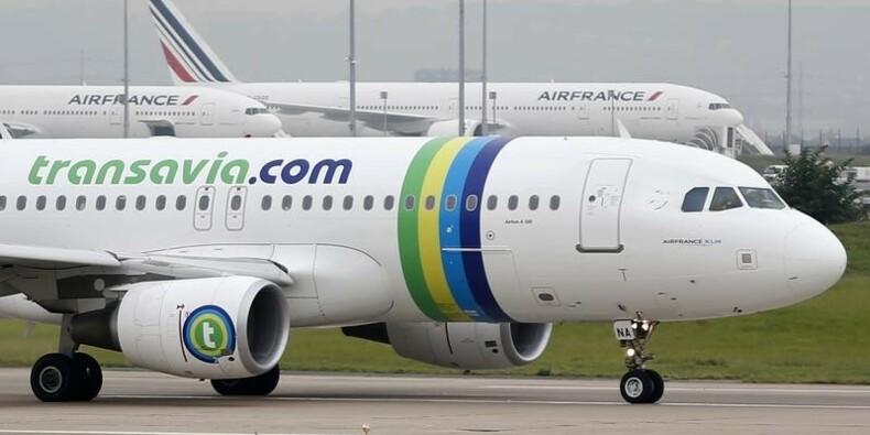 """Une majorité des pilotes d'Air France dit """"oui"""" à Transavia"""