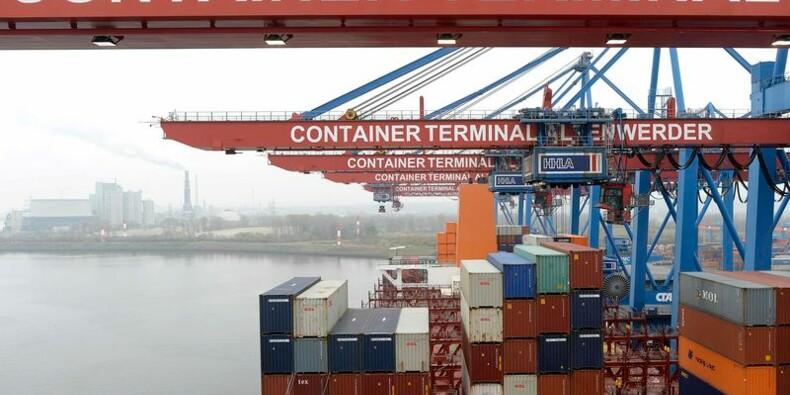 Contraction inattendue de l'économie allemande au 2e trimestre