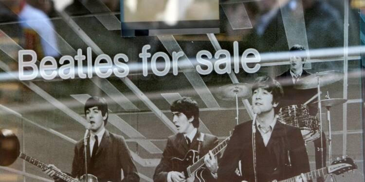 Sony pourrait céder sa filiale détenant les titres des Beatles