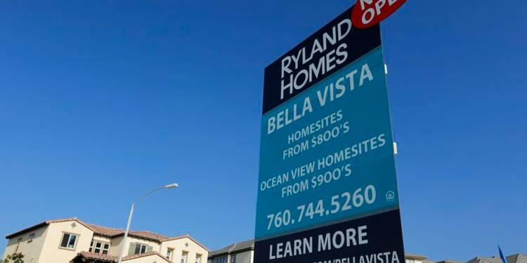 Le prix des maisons aux Etats-Unis a baissé de 0,5% en juillet