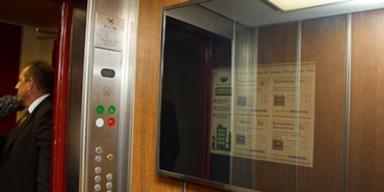 Les ascenseurs de demain permettront de communiquer entre voisins