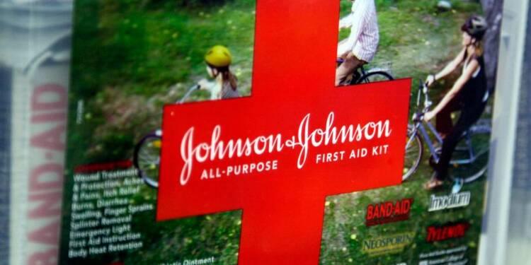 Les résultats de Johnson & Johnson affectés par le dollar fort