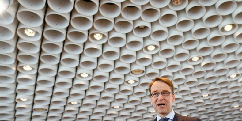 La Bundesbank les critiques grecques sur la BCE
