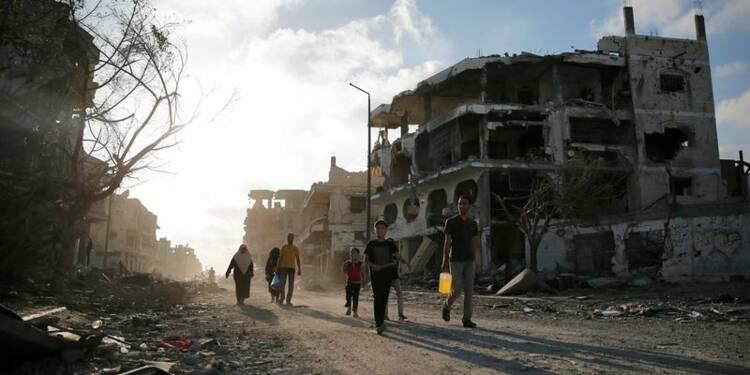 La trêve tient à Gaza, les discussions continuent au Caire
