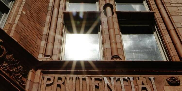 Hausse de 17% du bénéfice d'exploitation semestriel de Prudential