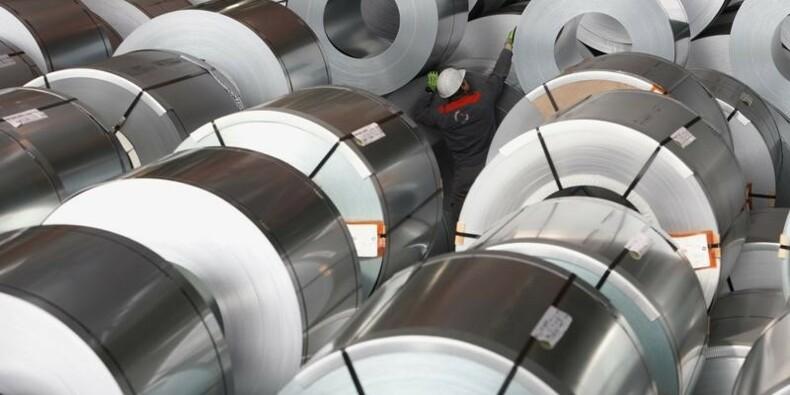 Chute de 2,4% des commandes à l'industrie en Allemagne