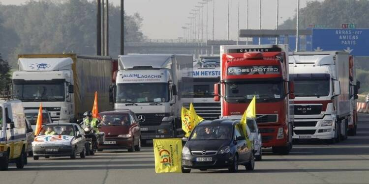 Les transporteurs prêts à s'unir et agir contre l'écotaxe