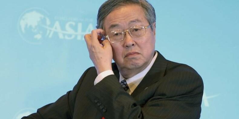 Possible changement à la tête de la banque centrale chinoise
