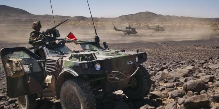 Le matériel militaire pas assez disponible, dit la Cour des comptes