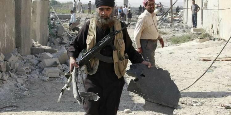 L'Etat islamique menace la France, les USA et leurs alliés