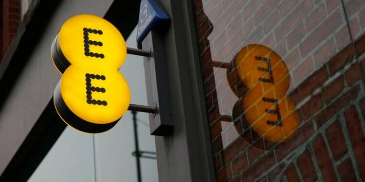 BT va annoncer des négociations exclusives avec EE
