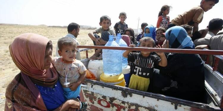 Début de l'opération humanitaire du HCR dans le nord de l'Irak