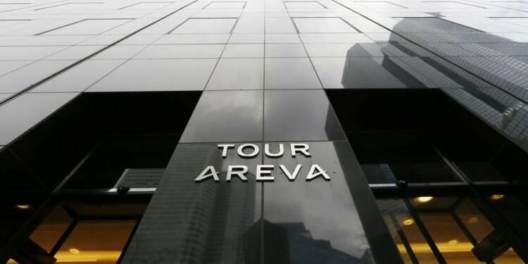 Augmenter le capital d'Areva n'est pas la priorité, dit Macron