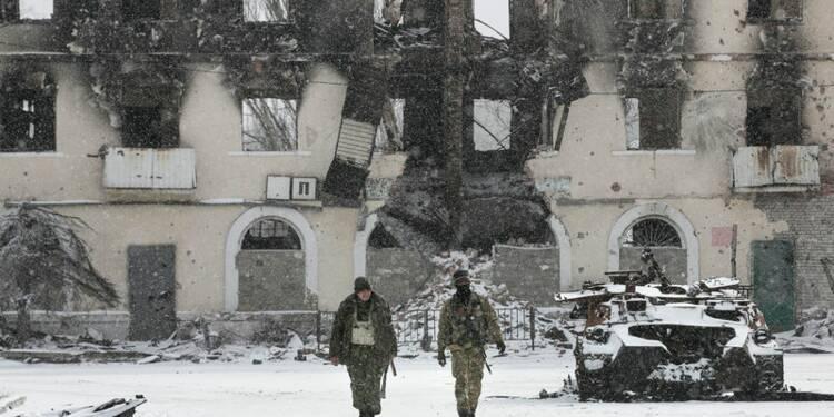 Merkel, Porochenko, Poutine d'accord sur les mesures d'une trêve