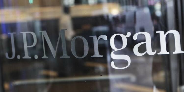 JPMorgan solde un contentieux liés à des prêts titrisés de Bear