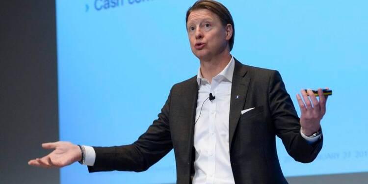 Ericsson déçoit au 4e trimestre, l'Amérique du Nord ralentit
