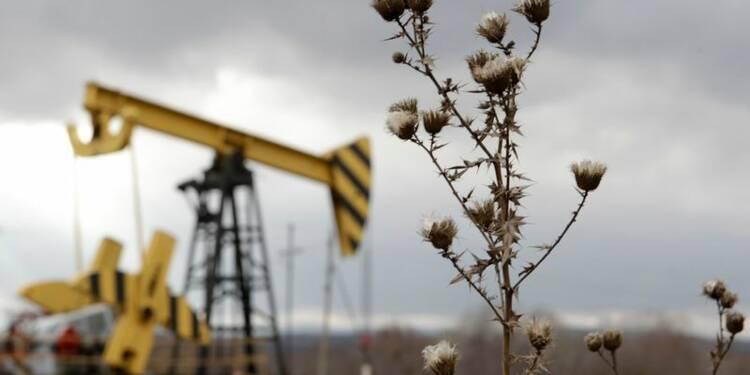 Le pétrole poursuit sa chute, Goldman Sachs réduit ses prévisions