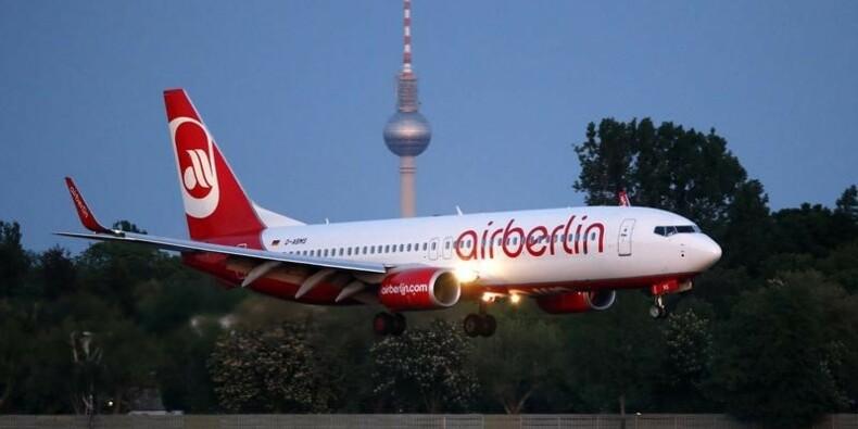 Air Berlin va réduire sa flotte de 10 avions