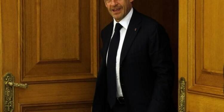 Sarkozy assure ne pas avoir pris sa décision sur l'UMP