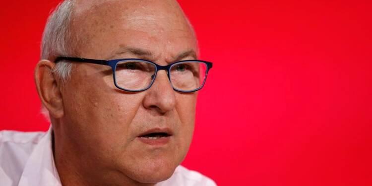 Sapin veut une enquête après l'information sur la note de la France