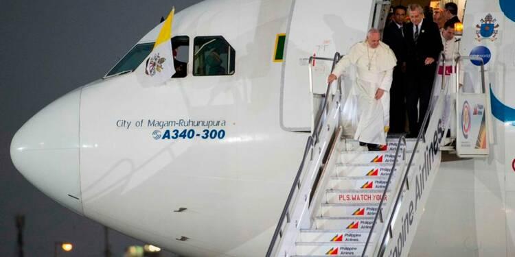 La liberté d'expression a des limites, estime le pape François