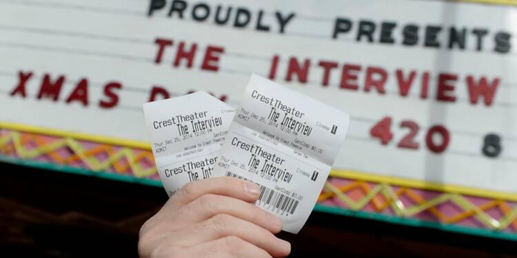 """""""The Interview"""" dépasse le million de dollars de recettes"""
