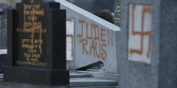 Les violences antisémites ont doublé cette année en France
