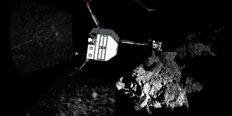 """Journée décisive pour le robot Philae sur la comète """"Tchouri"""""""
