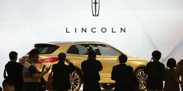 Ford prêt à miser 5 milliards de dollars pour relancer Lincoln