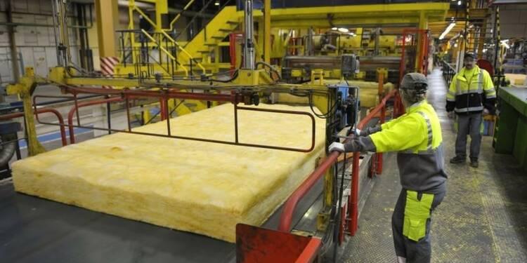 Moindre contraction du secteur manufacturier en septembre