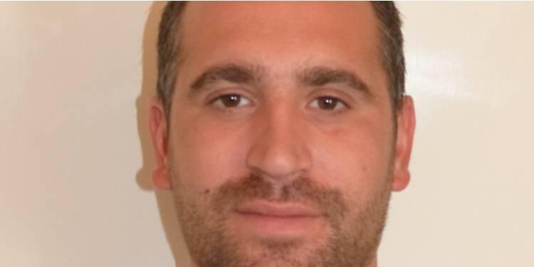 Grégory Boudghene : il vend des consignes pour la plage