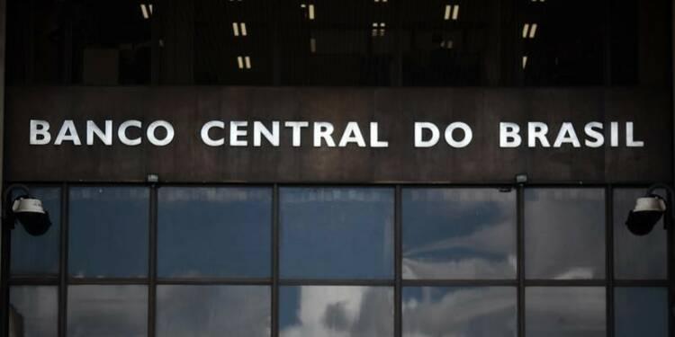 Le Brésil relève ses taux d'intérêt