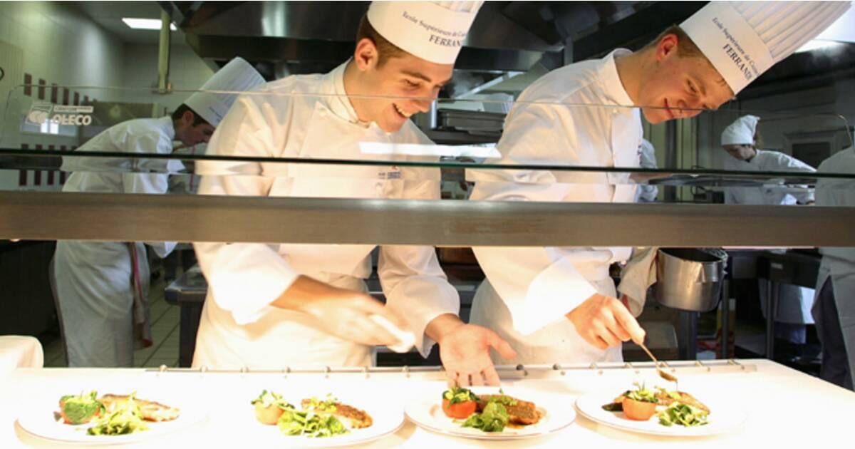 Ferrandi L école Où Se Ruent Les Futurs Chefs Capital Fr