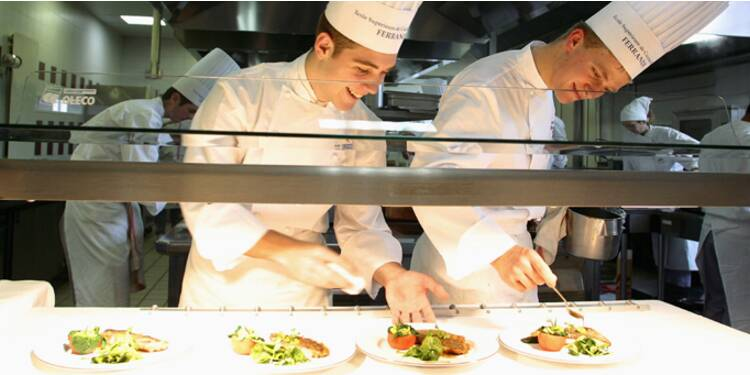 Ferrandi L Ecole Ou Se Ruent Les Futurs Chefs Capital Fr