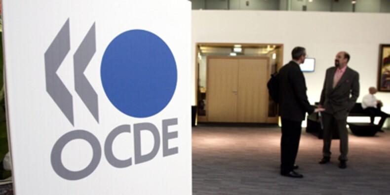 Les mesures choc de l'OCDE pour relancer l'économie française
