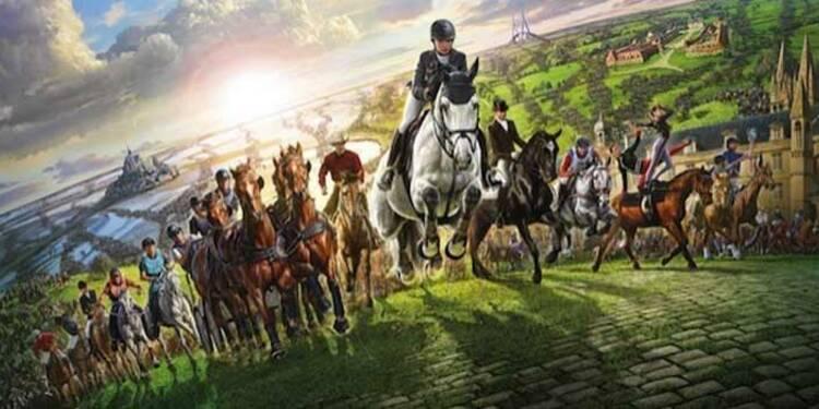 Jeux Equestres Mondiaux de Normandie : top départ ce week-end avec un budget de 78 millions d'euros