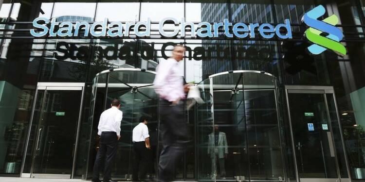 300 millions de dollars d'amende pour Standard Chartered aux USA