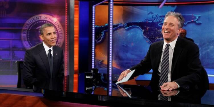 """Jon Stewart va arrêter de présenter le """"Daily Show"""""""
