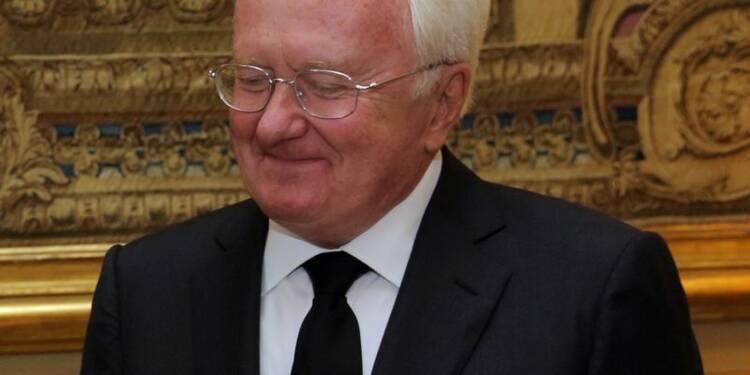 Le socialiste Michel Vauzelle renonce à la région PACA