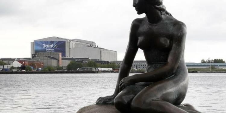 Contraction surprise de l'économie danoise au deuxième trimestre