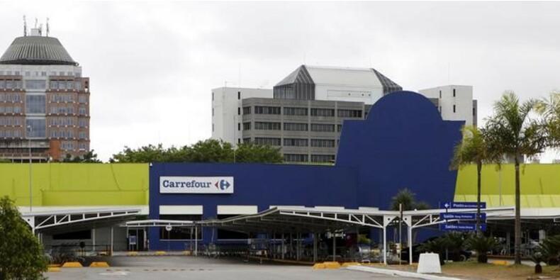 Carrefour vend 10% de ses actifs au Brésil avant de les coter