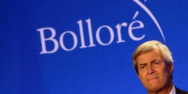 Bolloré annonce le lancement d'une OPE sur Havas