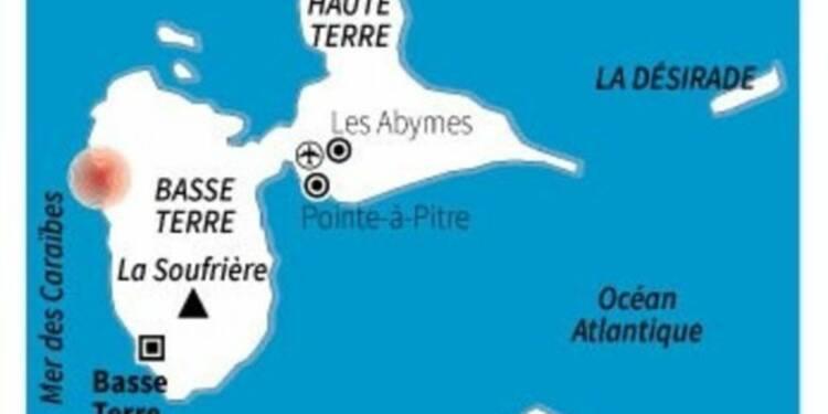 Séisme de 5,6 en Guadeloupe, pas de dégâts signalés