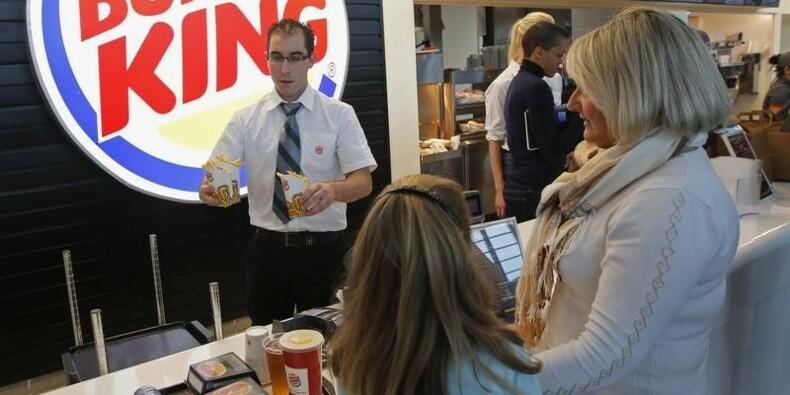 Burger King discute du rachat du canadien Tim Hortons
