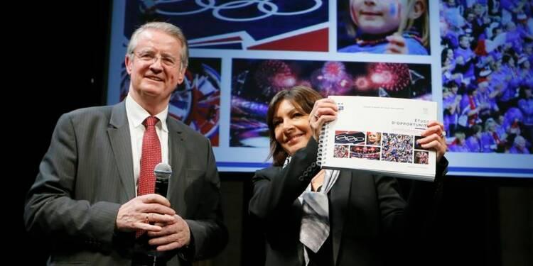 Etape décisive vers la candidature de Paris aux JO 2024