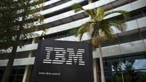 IBM poursuivi par un actionnaire après la cession d'une filiale